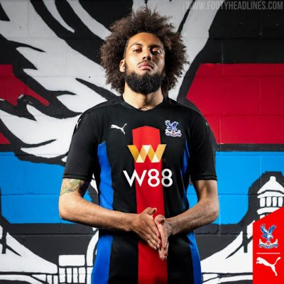 Crystal Palace 20-21 Home, Away & Third Kits Released (31)